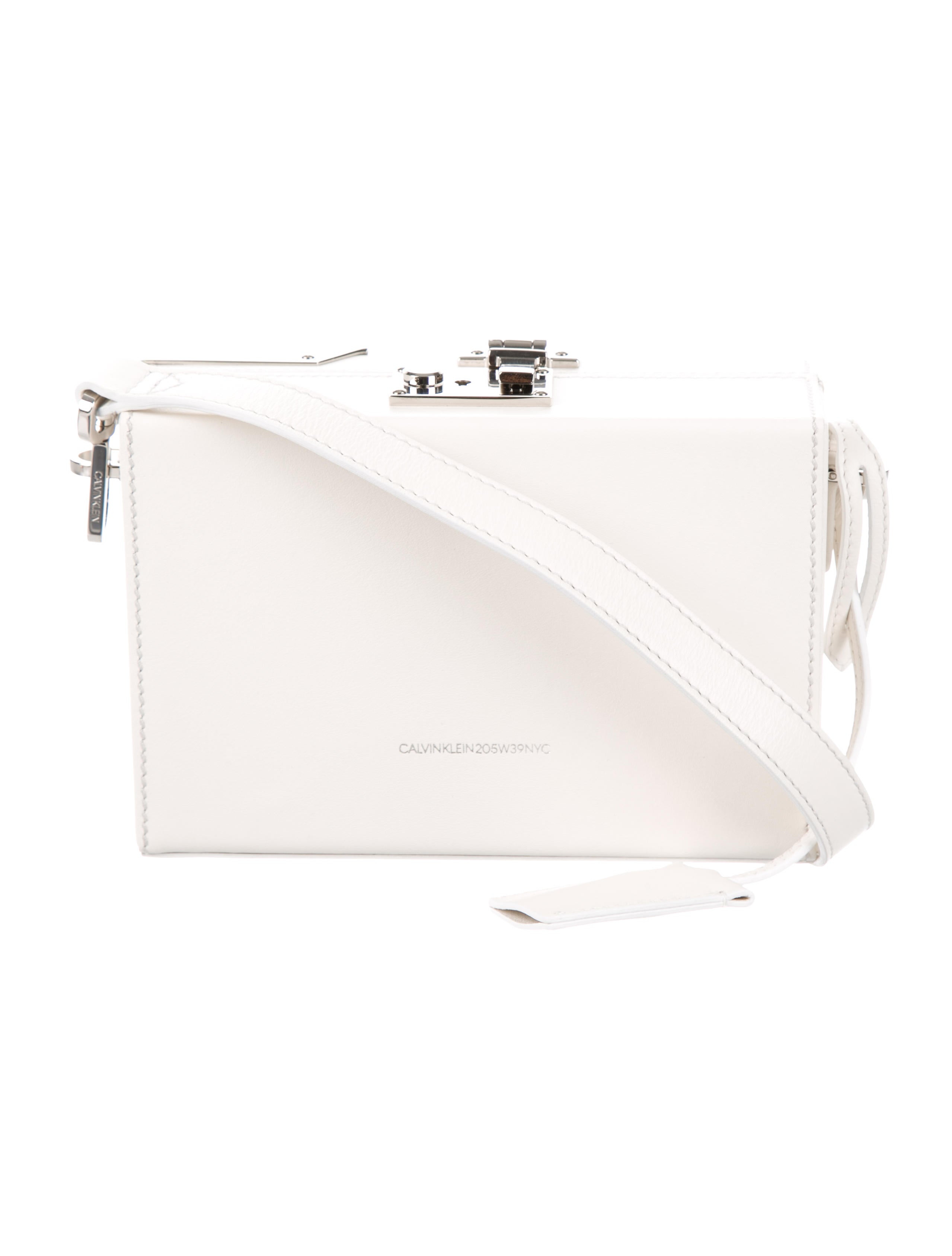 CALVIN KLEIN 205W39NYC Womens Mini-Box Bag HIEpy11fb