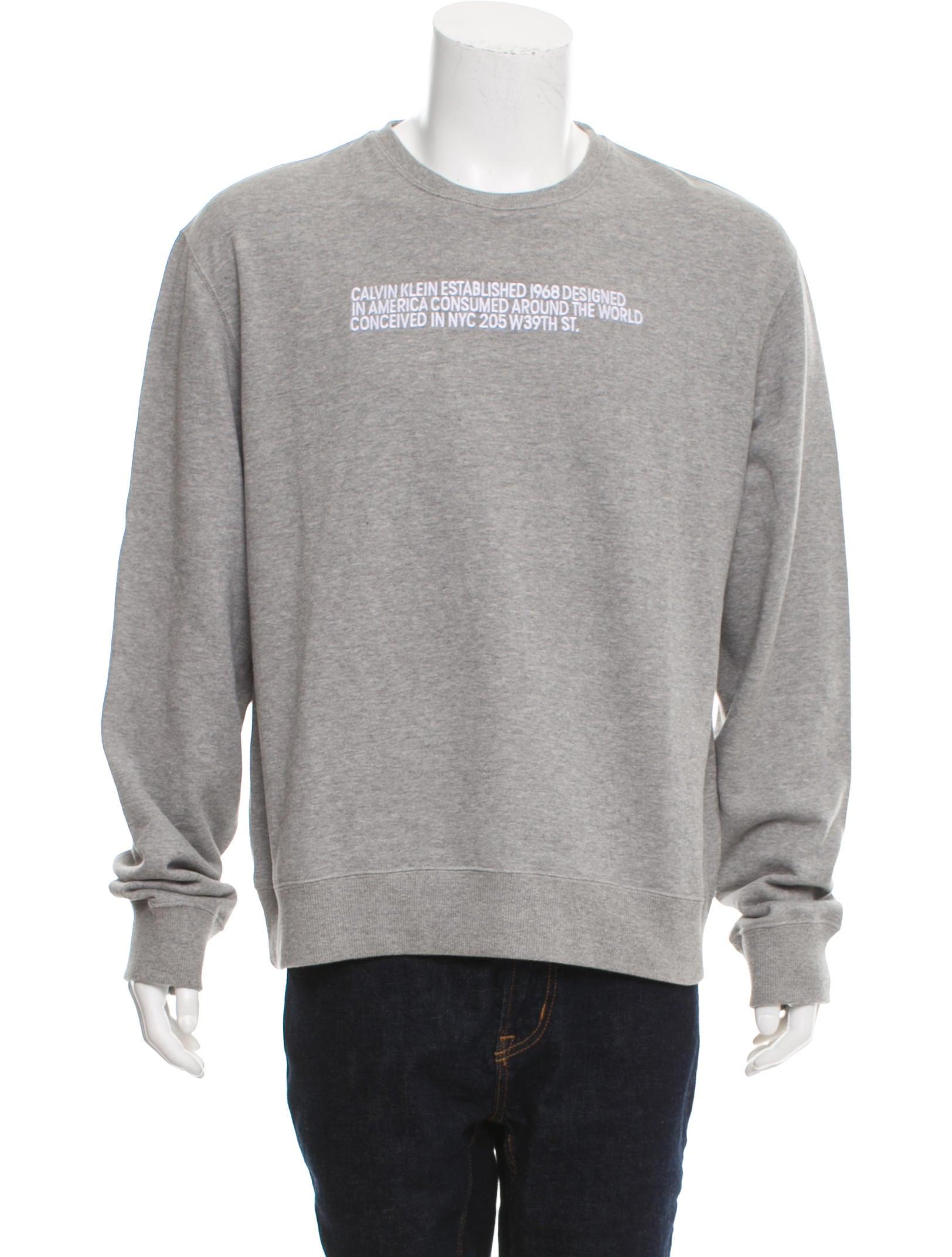 e33267842785 Calvin Klein 205W39NYC Crew Neck Sweater w  Tags - Clothing ...