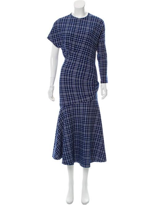 Calvin Klein 205W39Nyc Printed Maxi Dress