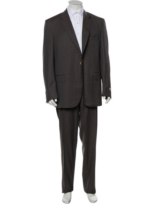 Canali Wool Two-Piece Suit w/ Tags Wool - image 1