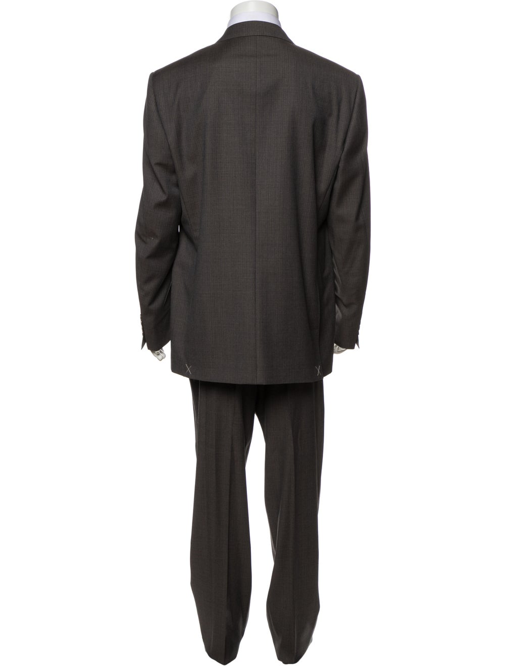 Canali Wool Two-Piece Suit w/ Tags Wool - image 3