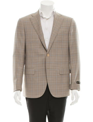 Corneliani Virgin Wool Blazer w/ Tags None