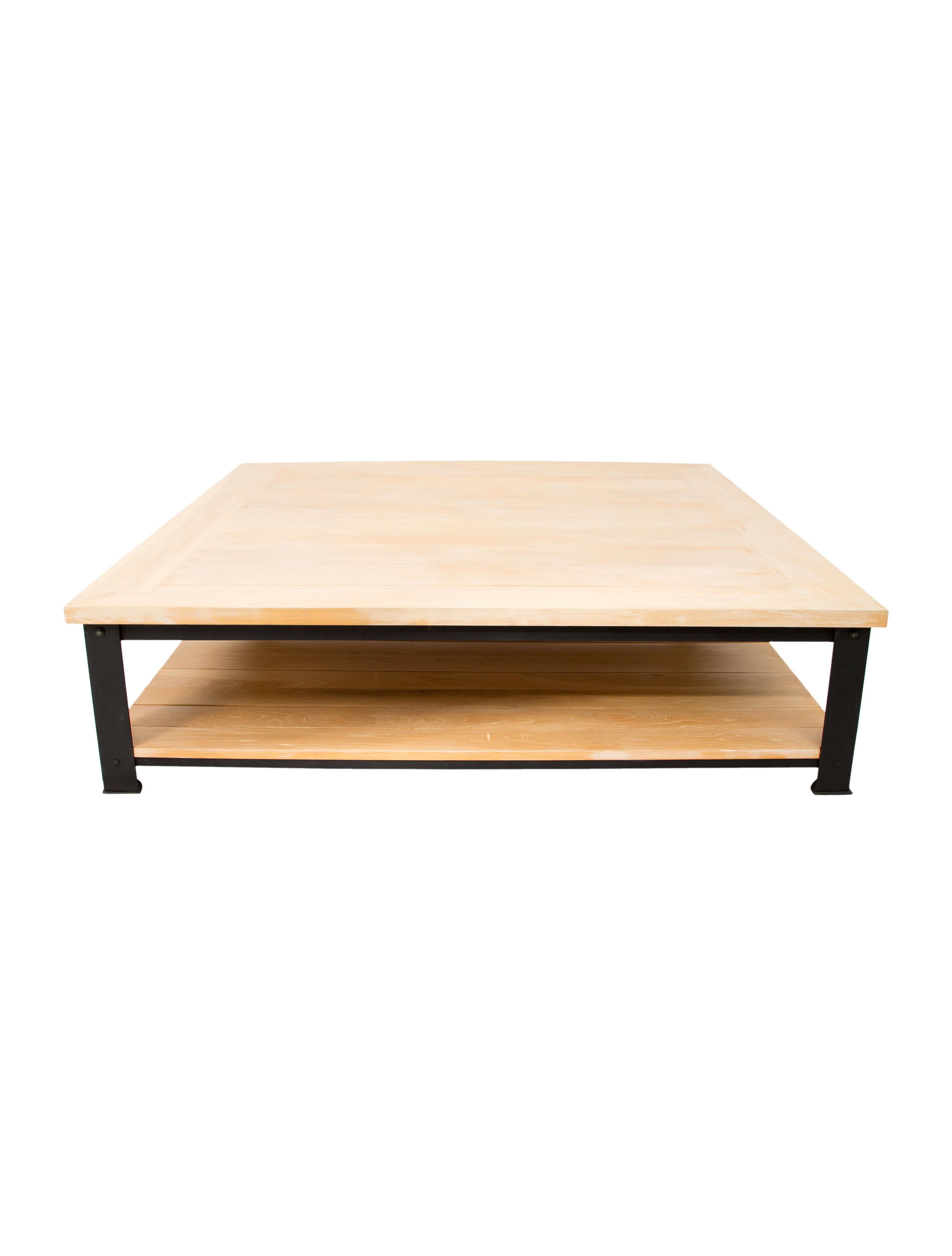 Limed Oak Coffee Table Furniture Coffe20015 The Realreal