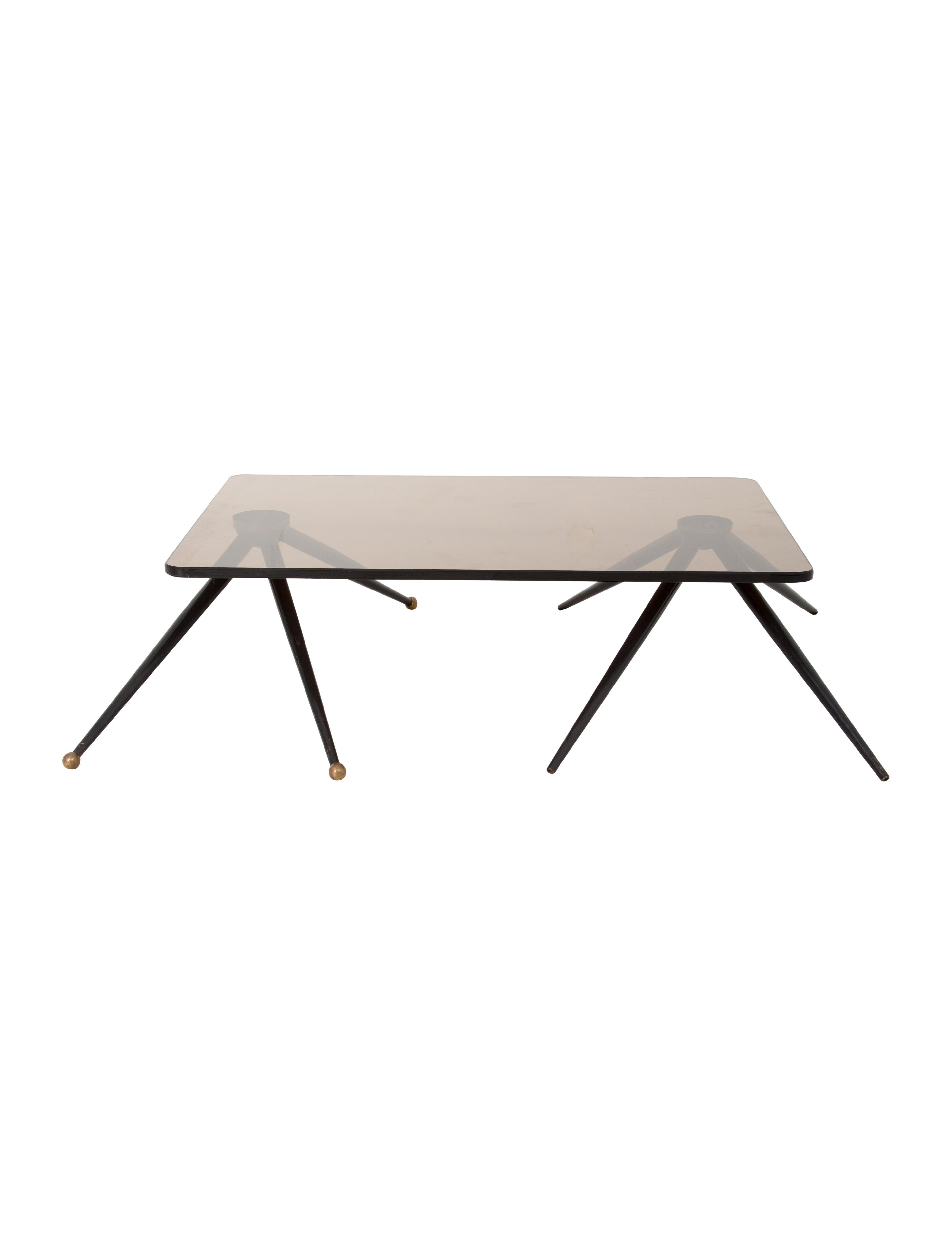 Gio Ponti Style Coffee Table Furniture Coffe20042 The Realreal