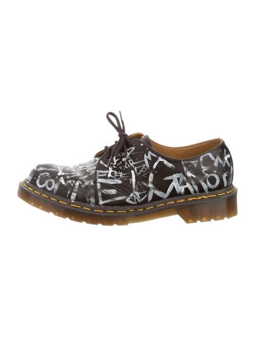 49e41ceecdd Comme des Garçons Dr. Martens x Comme des Garçons Derbys - Shoes ...
