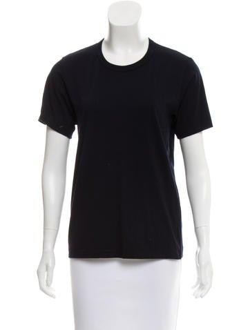 Comme des Garçons Short Sleeve T-Shirt None