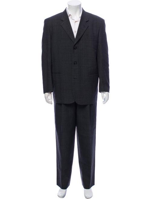Comme des Garçons Wool Two-Piece Suit Wool