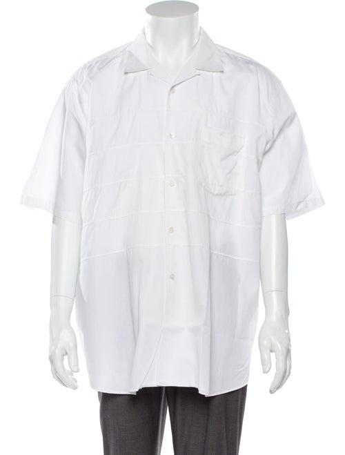 Comme des Garçons Short Sleeve Shirt White