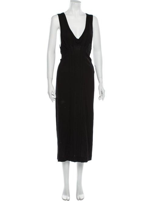 Comme des Garçons Vintage Long Dress Wool