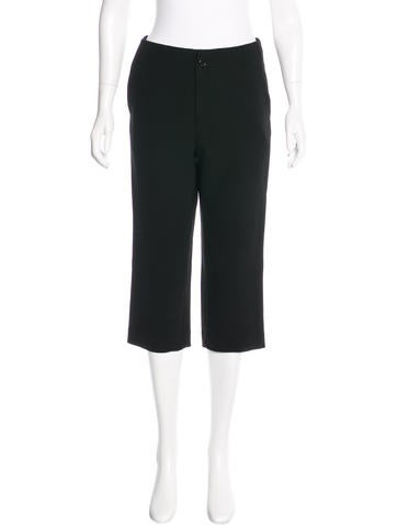 Co. Cropped Straight-Leg Pants w/ Tags
