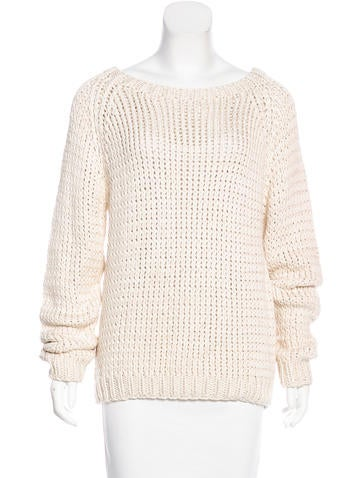 Co. Knit Raglan Sweater None