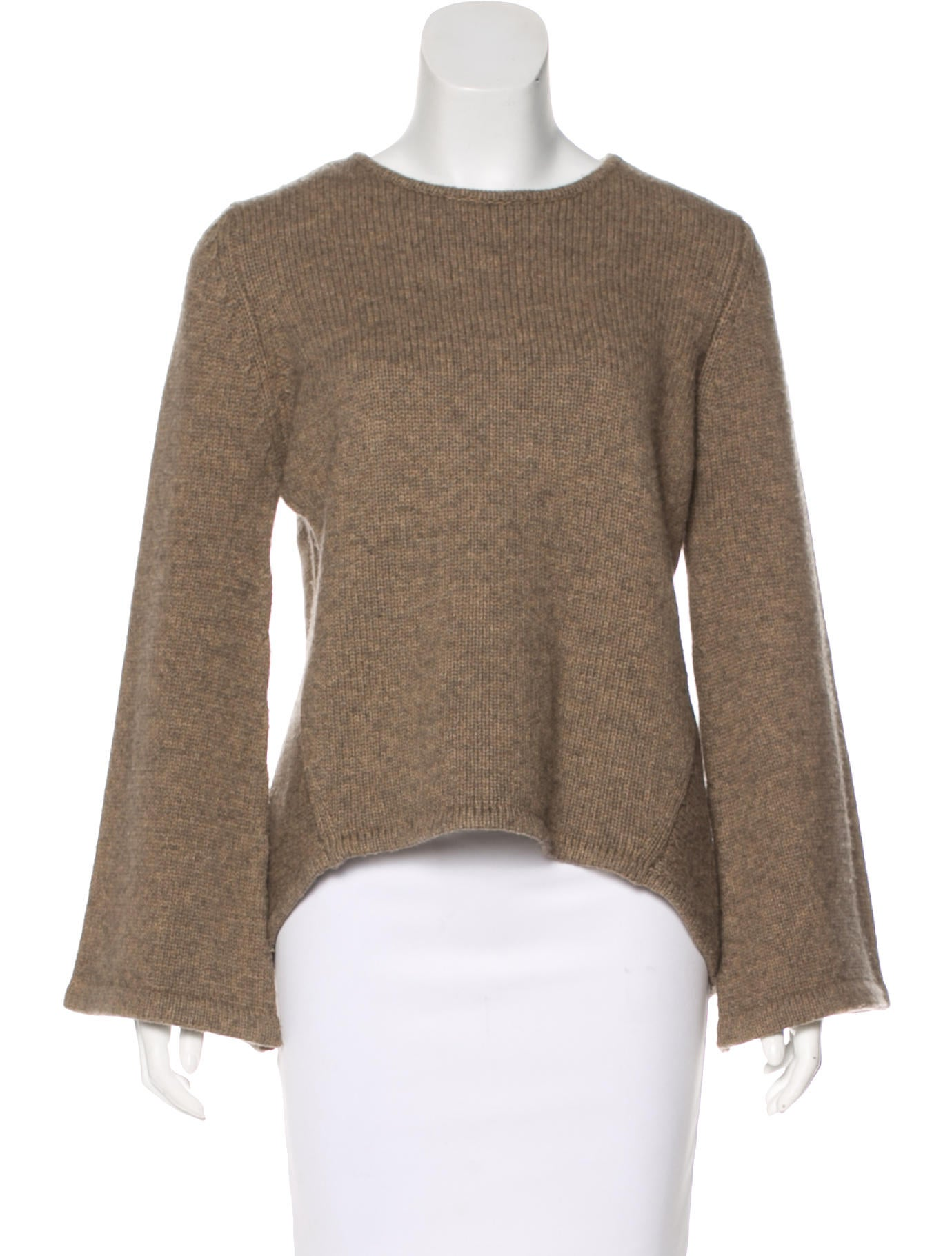Knitting Wear Company : Co wool knit sweater clothing coo the realreal