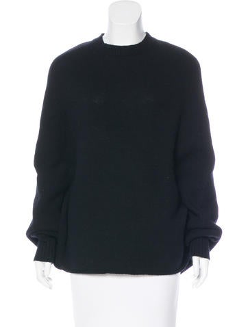 Co. Wool & Cashmere Sweater None