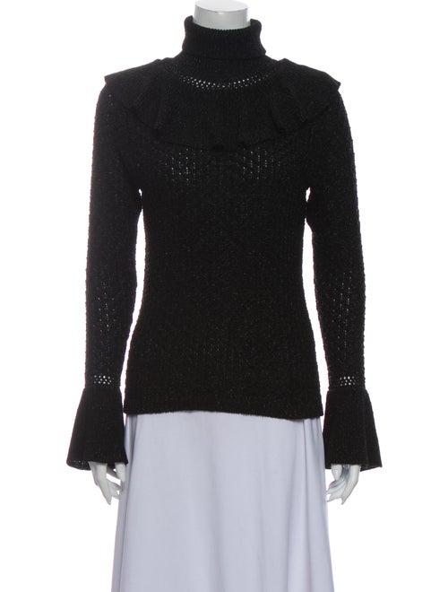 Co. Turtleneck Sweater Black