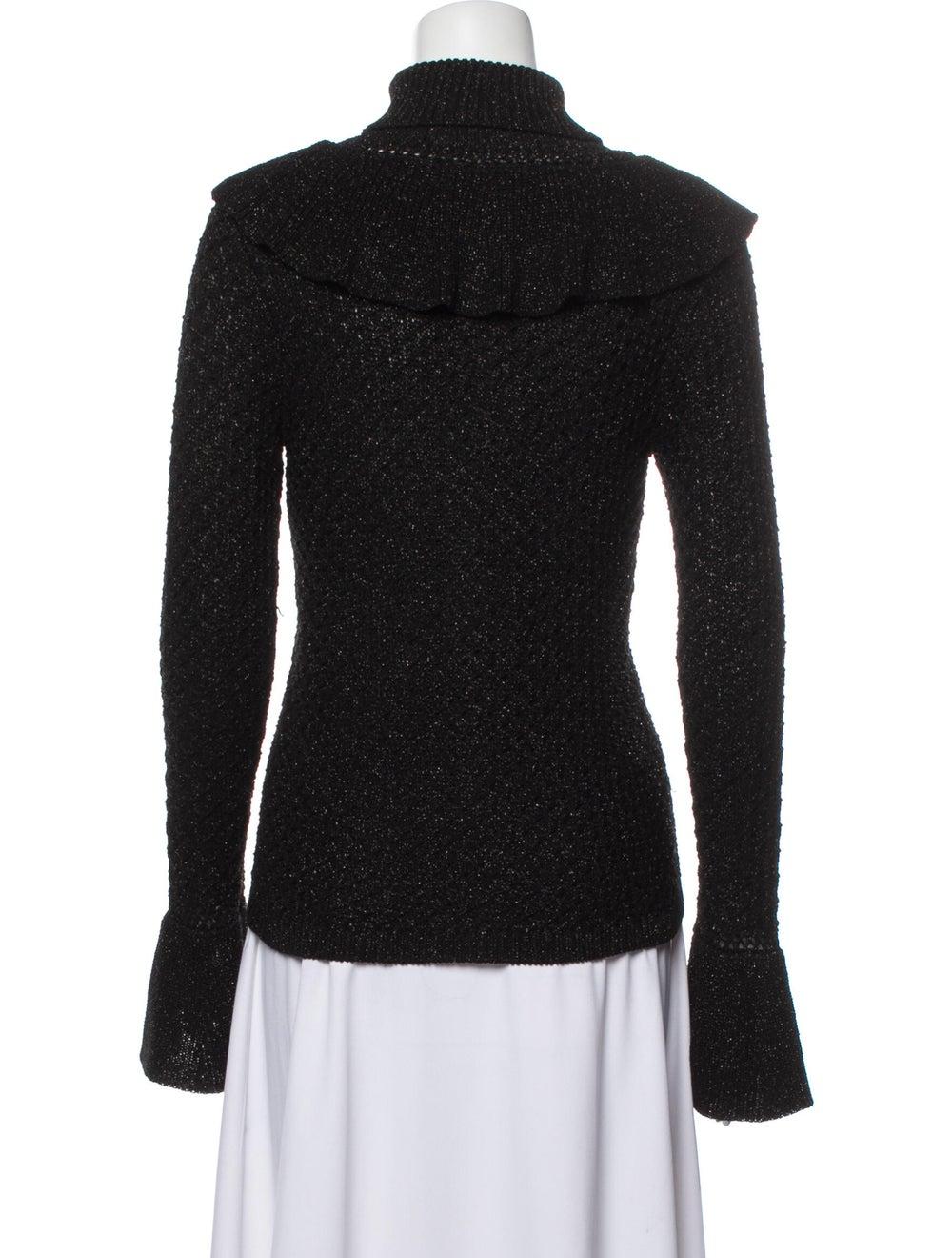 Co. Turtleneck Sweater Black - image 3