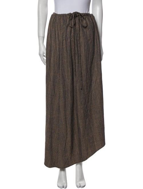 Co. 2019 Long Skirt w/ Tags Brown