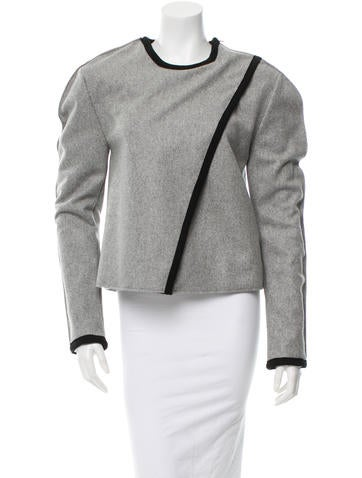Costume National Wool Top w/ Tags None