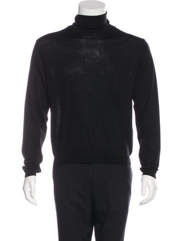 Costume National Wool Turtleneck Sweater None