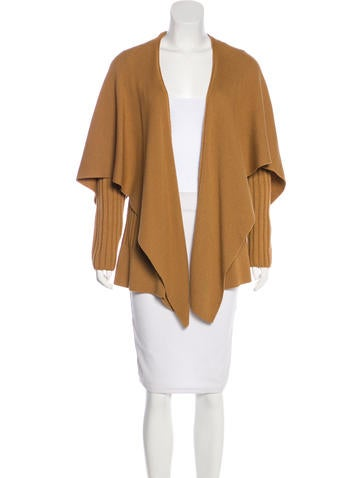 Costume National Wool Knit Cardigan None