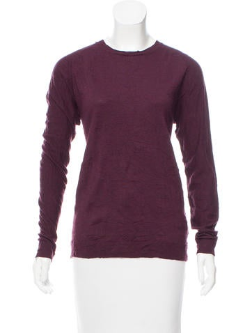 Costume National Crew Neck Wool Sweater None