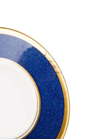 39-Piece Athlone Blue Table Service
