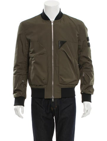 Tim Coppens Lightweight Bomber Jacket None
