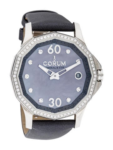 Corum Admiral's Cup Legend Watch None