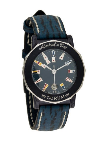 Corum Admiral's Cup Watch None
