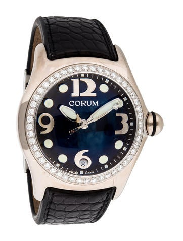Corum Bubble Watch None