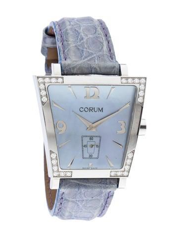 Corum Trapeze Watch None