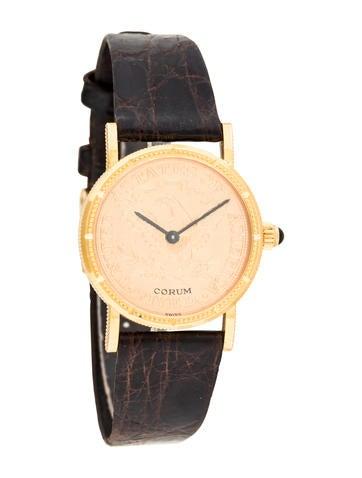 Corum $5 Coin Watch