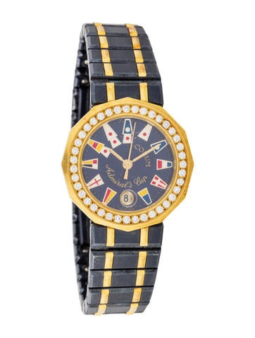 Corum Admirals Cup Watch None