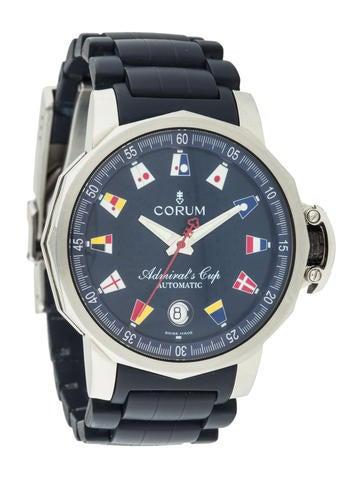 Corum Admiral's Cup Trophy 41 Watch None