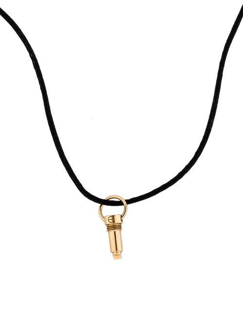 5606ce23a310e Cartier Screwdriver Pendant Necklace - Necklaces - CRT21610 | The ...