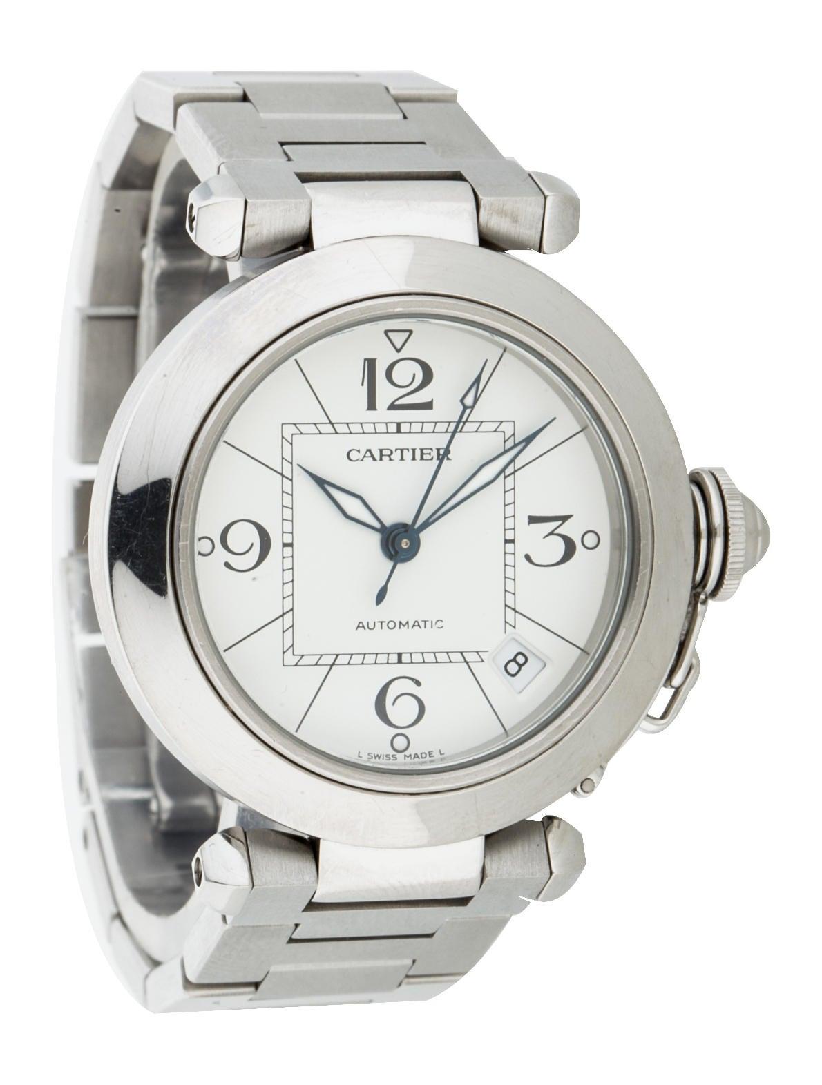 Cartier Pasha De Cartier 2324 Watch - Bracelet