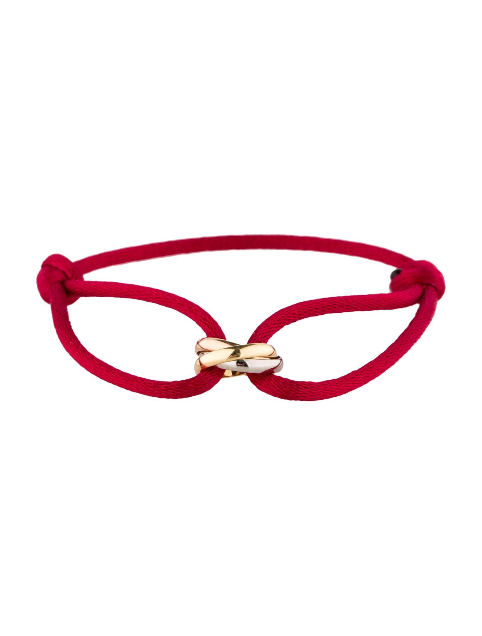 Trinity Cord Bracelet