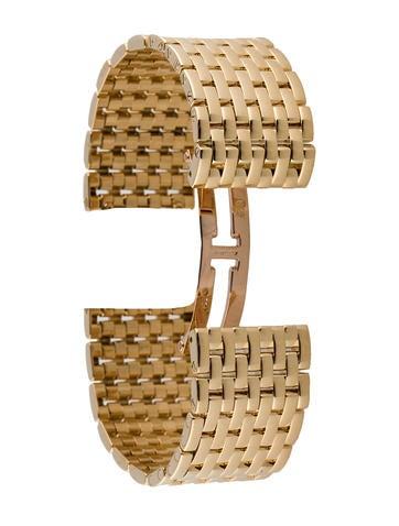 18K Manchette Watch