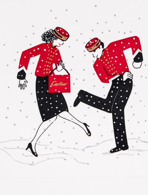 Cartier Holiday Cards - Decor & Accessories - CRT22468 ...