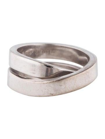 Cartier 18K Nouvelle Ring