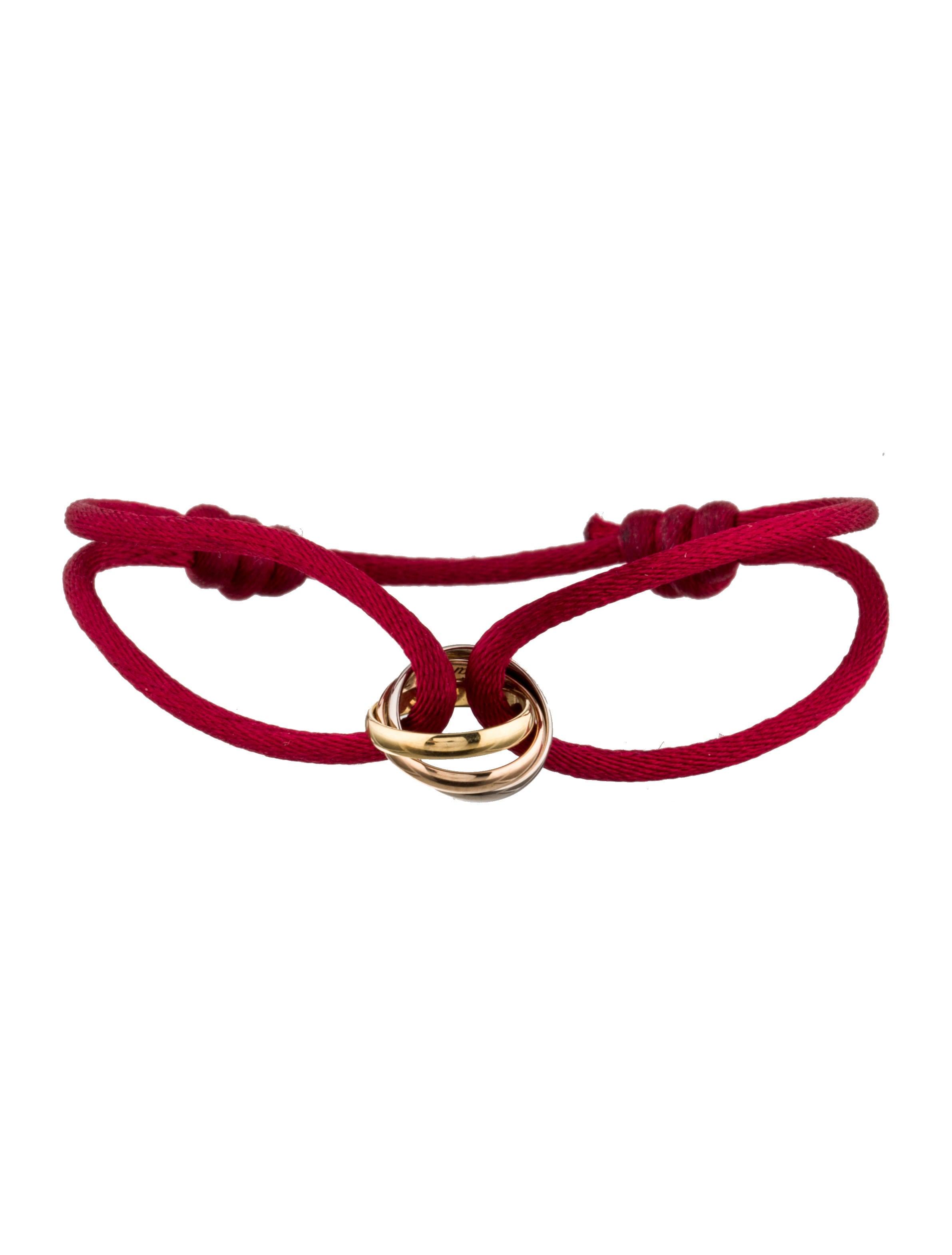 Cartier Trinity De Bracelet Bracelets Crt22997 The Realreal