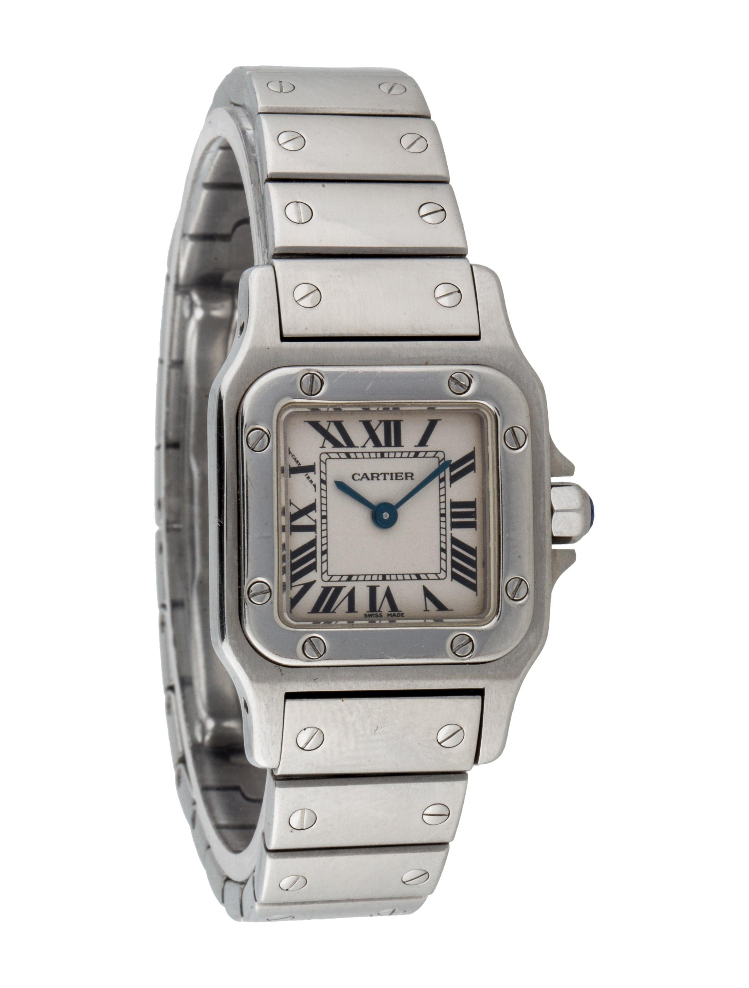 Cartier Santos De Cartier Watch Bracelet Crt23955