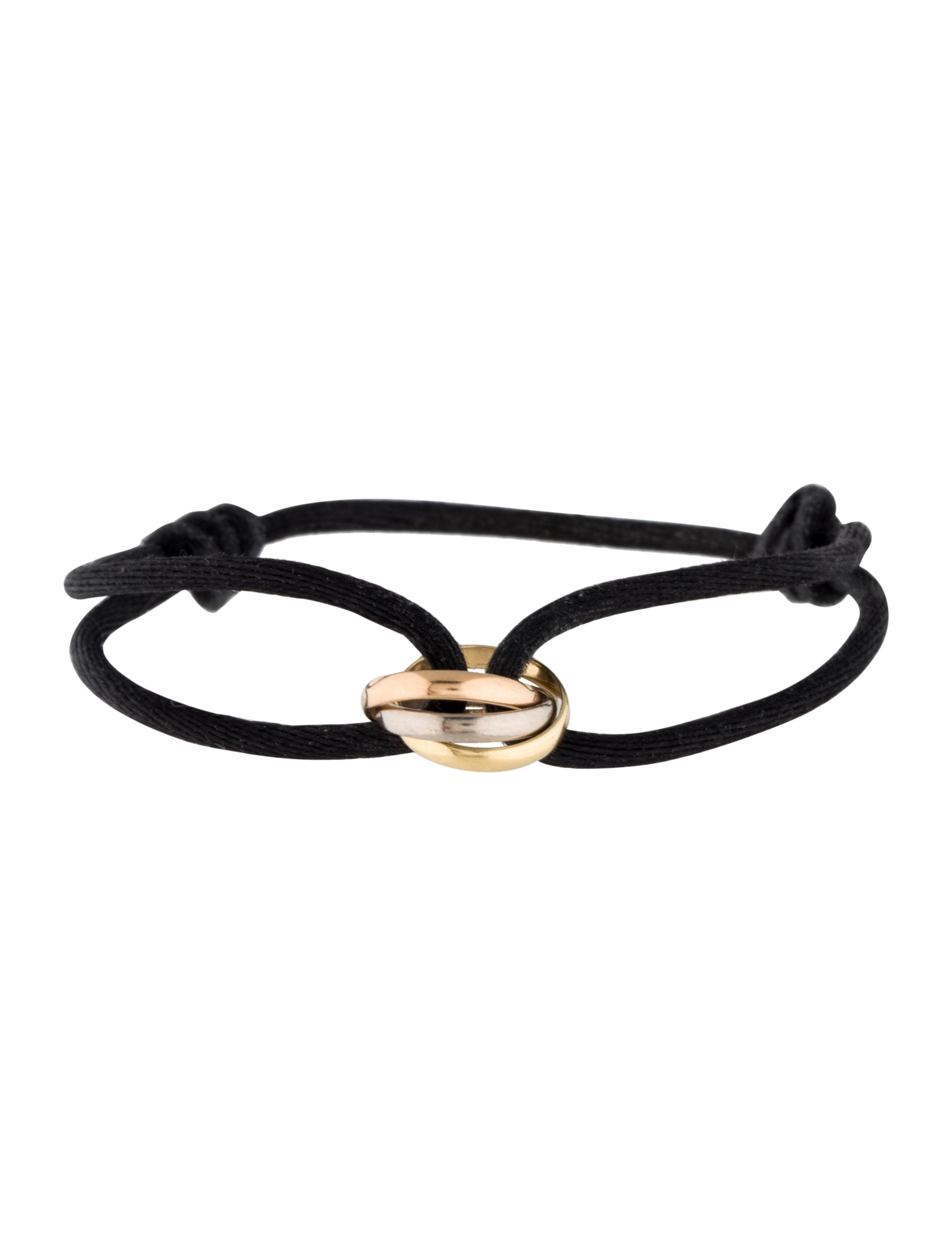 Cartier Trinity De Bracelet Bracelets Crt24424 The Realreal