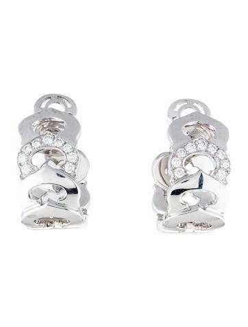 Diamond C de Cartier Earrings