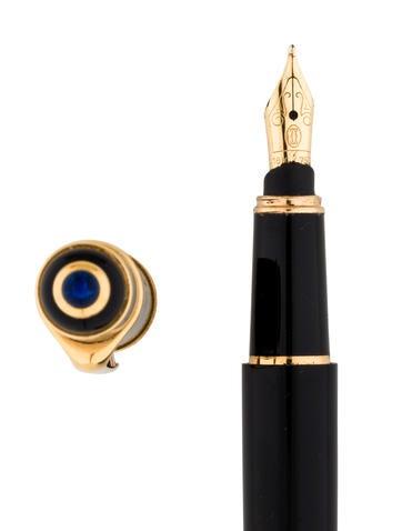 Diabolo de Cartier Notebook Fountain Pen