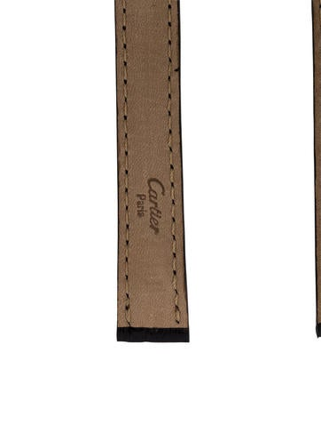12mm Leather Watch Strap