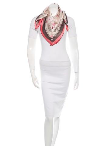 cartier vanity silk scarf accessories crt27383 the