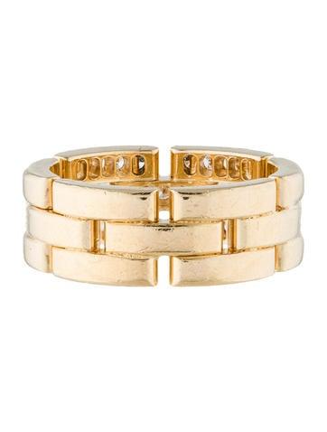 Diamond Maillon Panthère Ring
