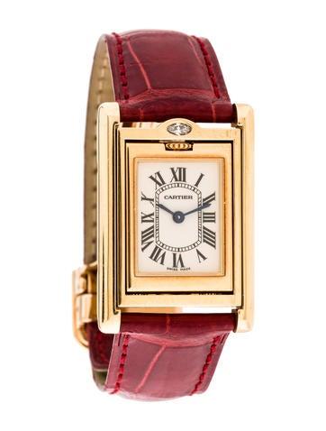 Cartier Basculante Watch