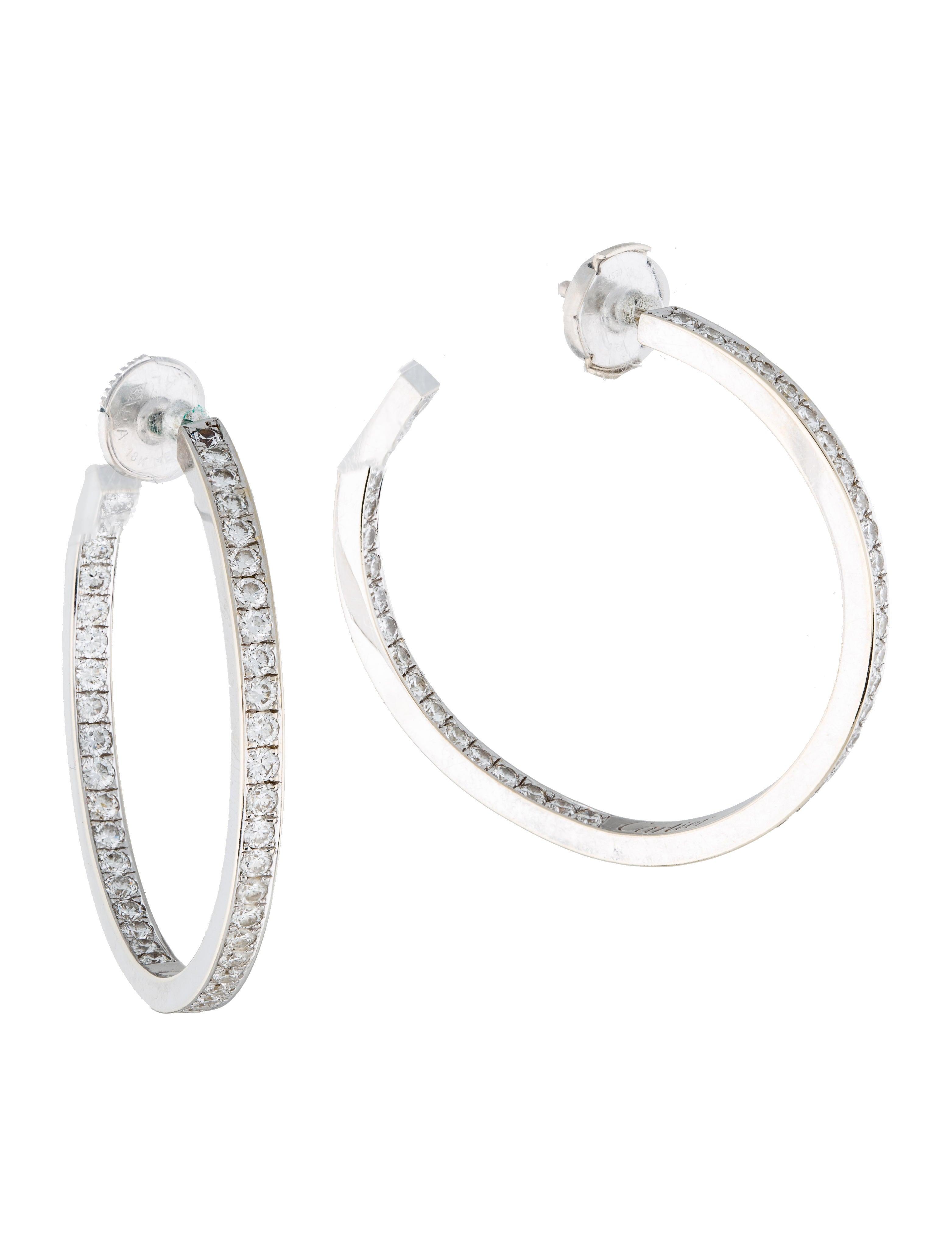 inspirational cartier diamond drop earrings jewellry�s