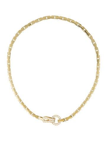 Cartier Agrafe Necklace